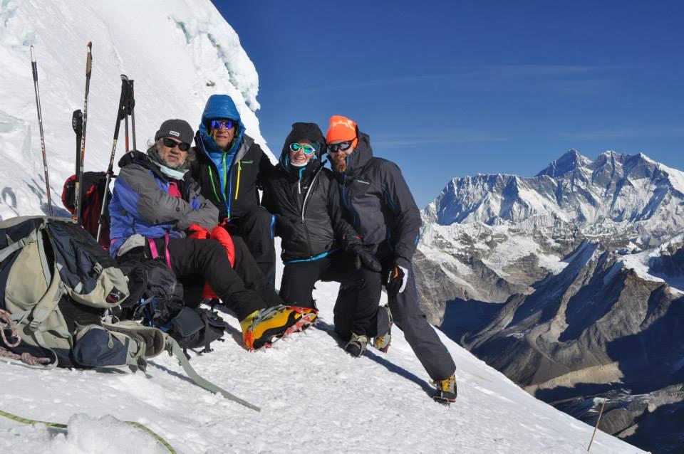 [Video] Auf dem Weg zum Mera Peak, Nepal 2014