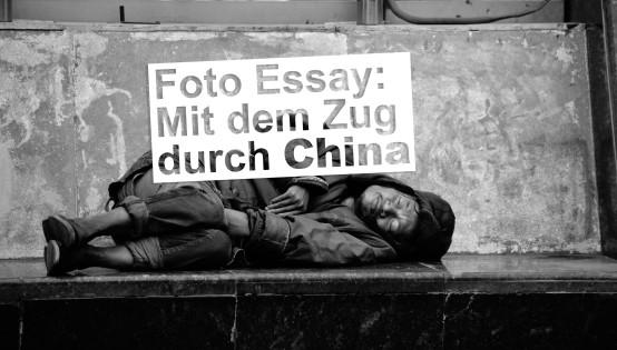 Foto-Essay: Mit dem Zug durch China