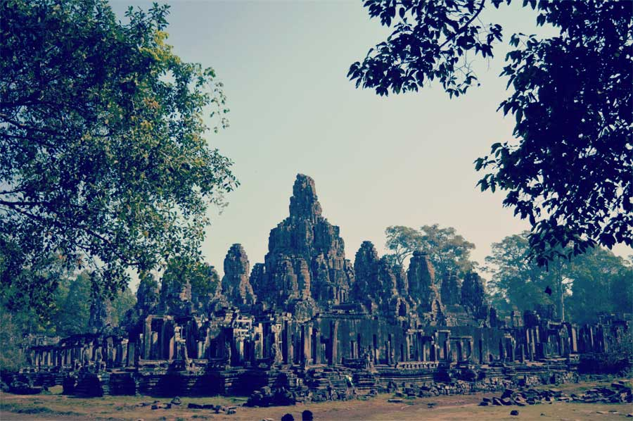 🚲 Mit dem Fahrrad durch die Tempel von Angkor Wat 🚲