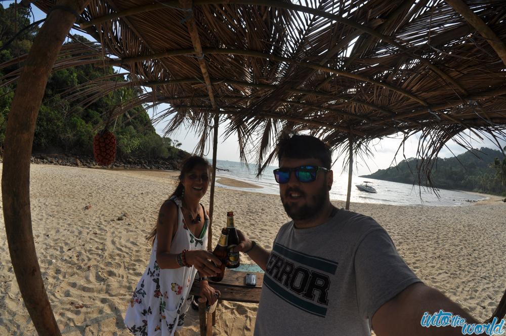 wai check beach koh chang familie losso strand