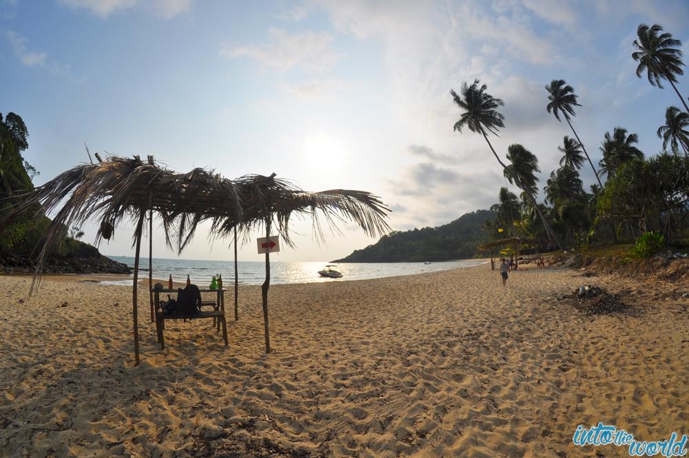 wai check beach koh chang losso strand