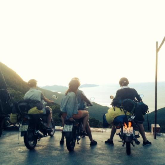 Motorrad Südostasien