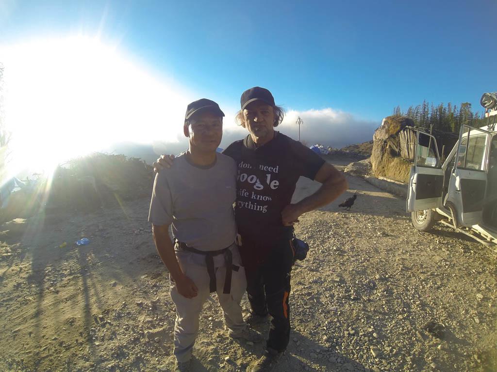 mera peak trekking nepal