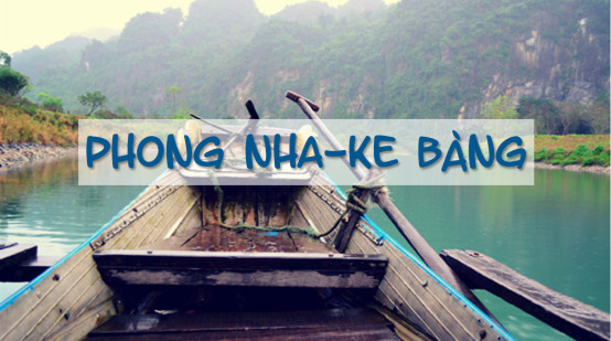 Phong Nha-Ke Bang-ein Stück unberührtes Vietnam