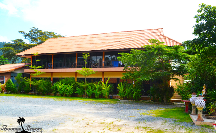boonya resort losso familie koh chang