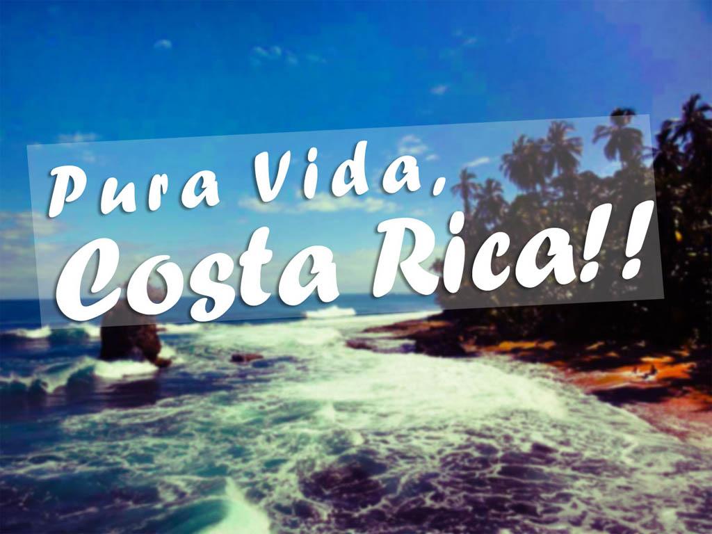 Pura Vida! -Costa Rica Backpacker