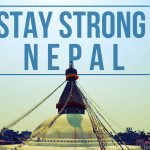 "Spendenaktion: ""Stay Strong Nepal"""