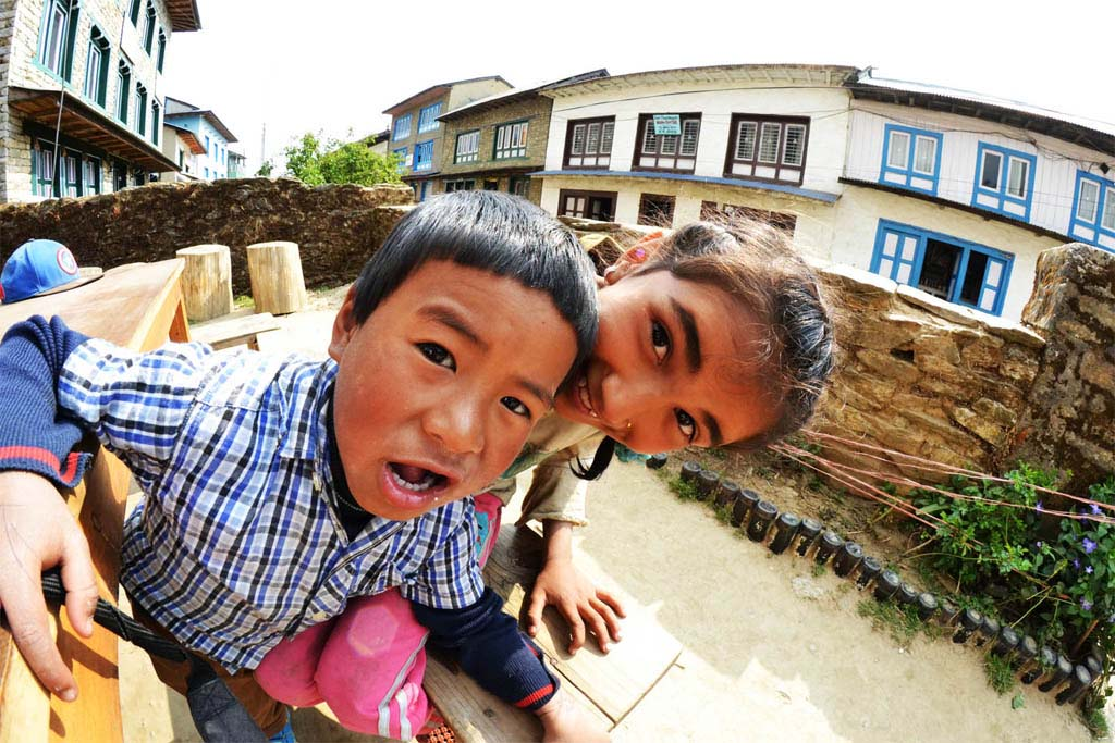 Foto-essay: Faces of Nepal