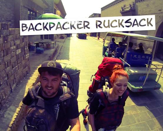 Packliste asien rucksack