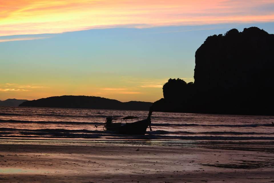 Foto-Essay: Sonnenuntergänge in Asien
