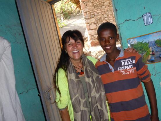 Äthiopien Adino, Johannes, Richard