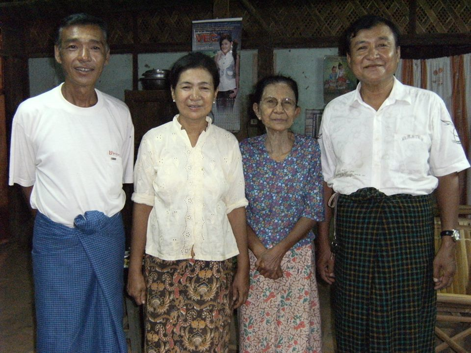 Burma Familie