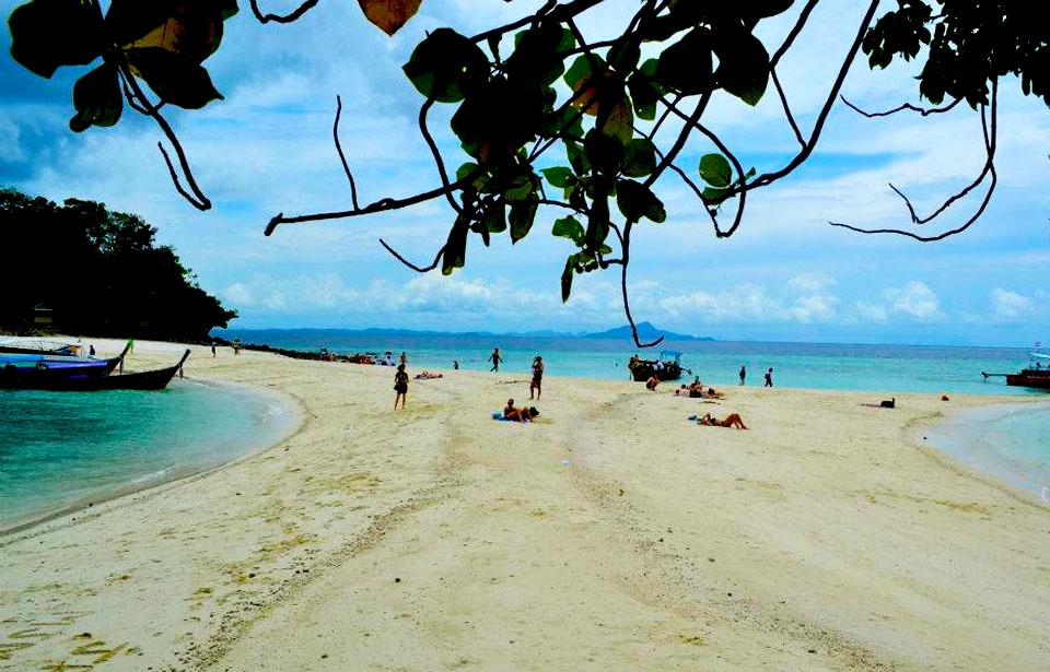 thailand strand gründe losso