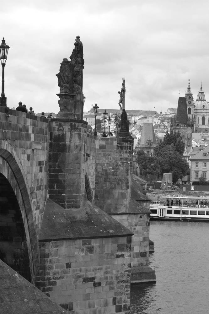 karlsbrücke prag urlaub