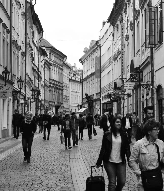 prag city walk urlaub