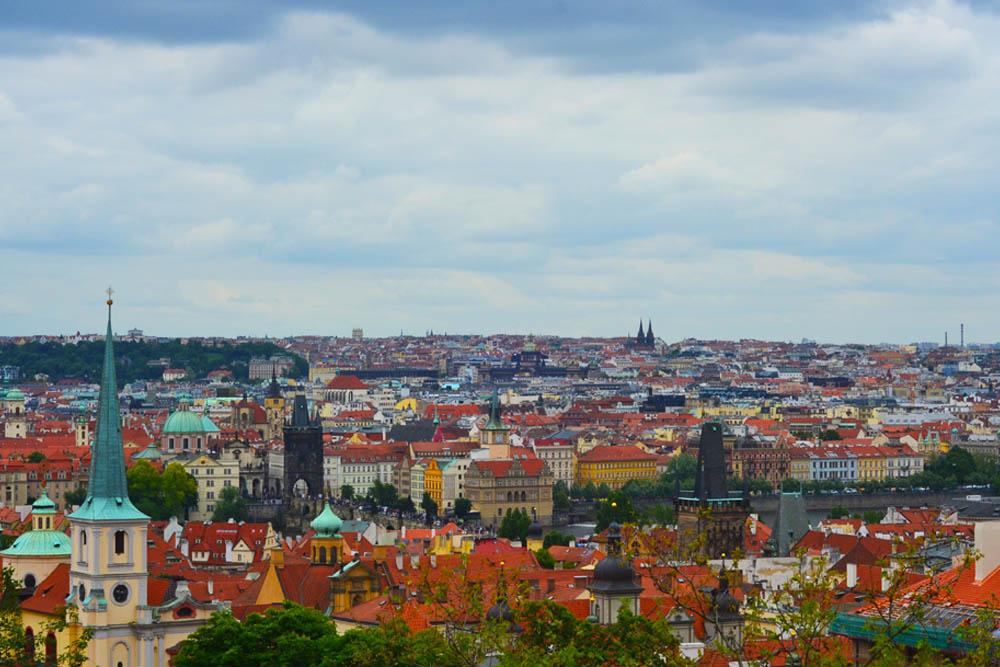 Spontaner Kurzurlaub in Prag für unter 100€