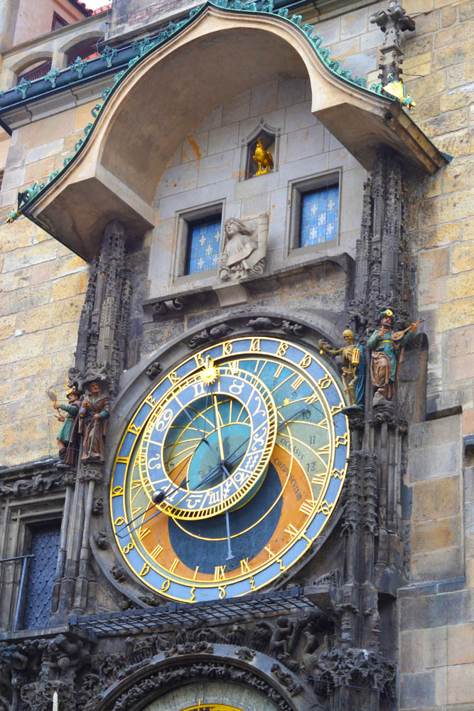 Astronomische Uhr prag urlaub