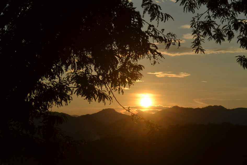 Der-Phou-Si-laos-luang-prabang-sonnenuntergang
