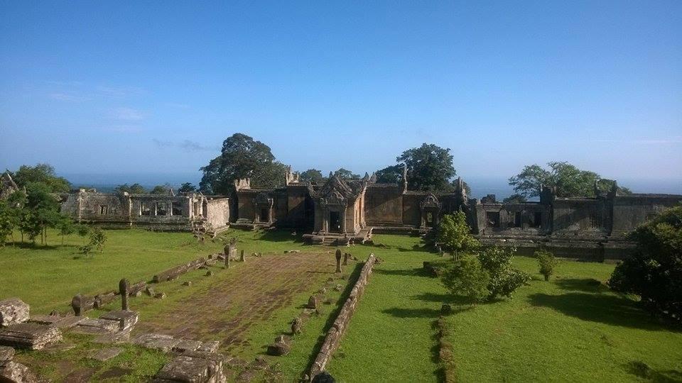 Prasat Preah Vihear Tempel