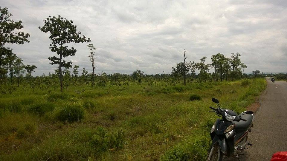 Kambodscha Motorrad
