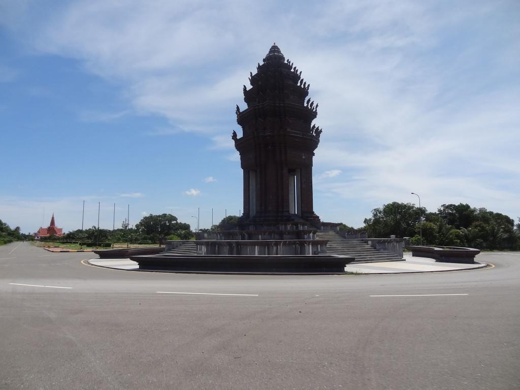 kampot kambodscha tempel