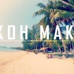 Koh Mak – ein noch verstecktes Inselparadies in Thailand