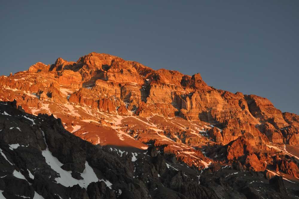 Aconcagua-Nordseite