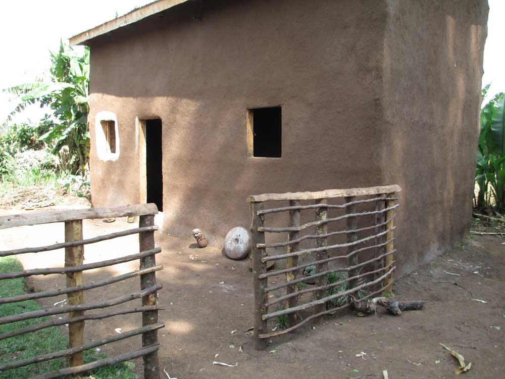 Athiopien-Häuschen
