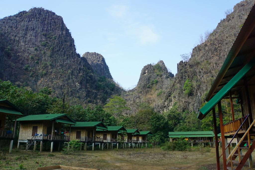 Thakhek laos klettern