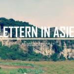Klettern in Asien: Meine liebsten Spots