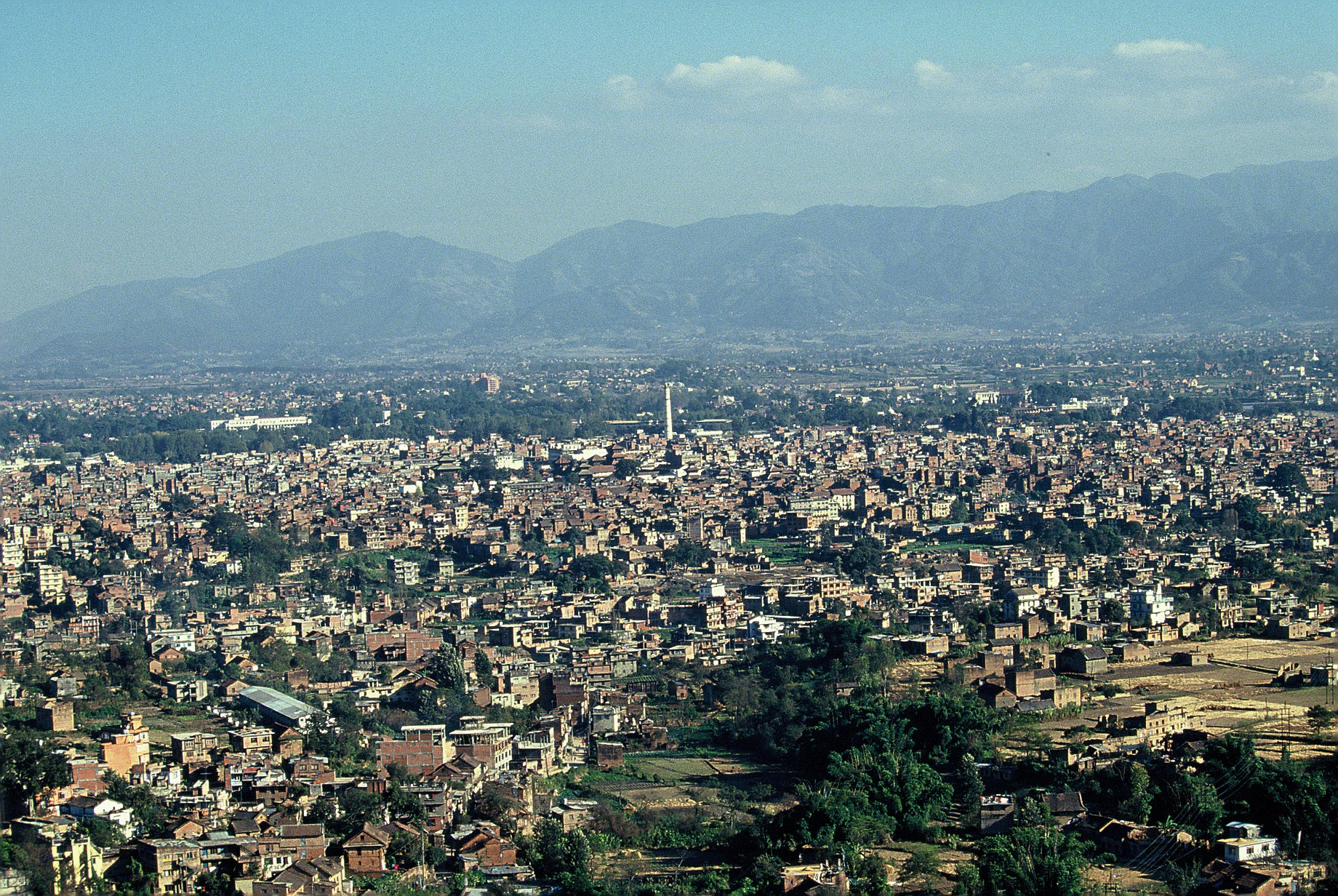 kathmandu nepal manaslu