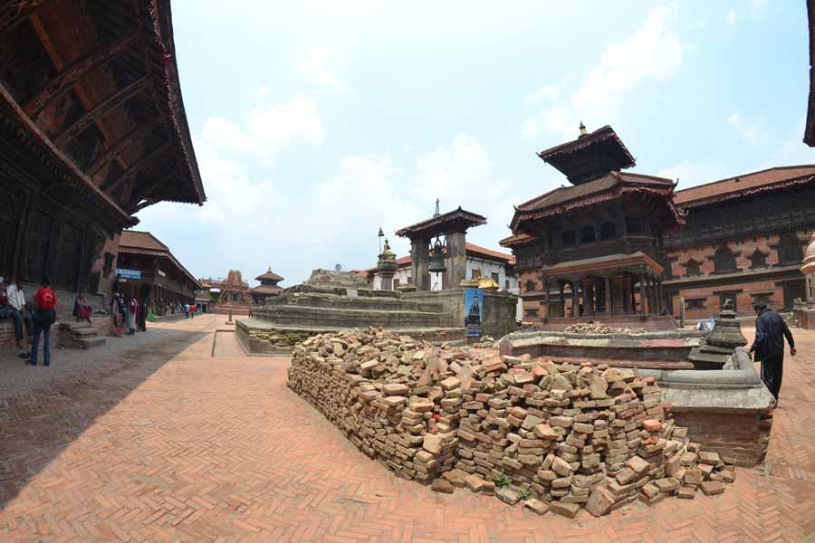 Bhaktapur-tempel-erdbebebn