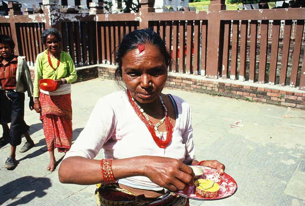 frau-kahtmandu-alte-fotos-nepal