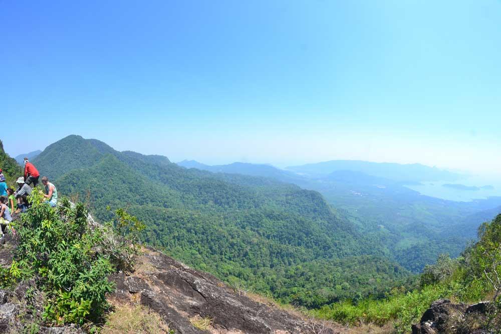 koh-chang-trekking-berge