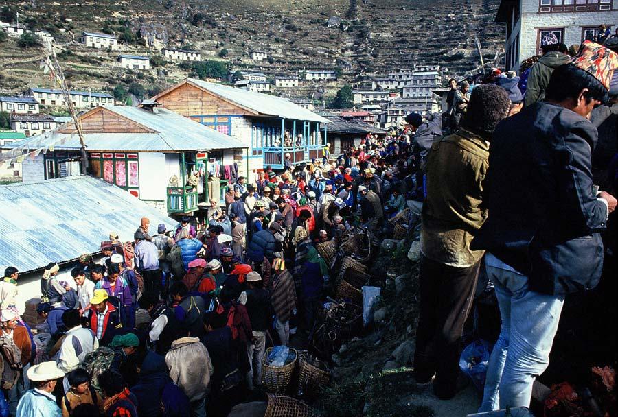 markt-namsche-nepal