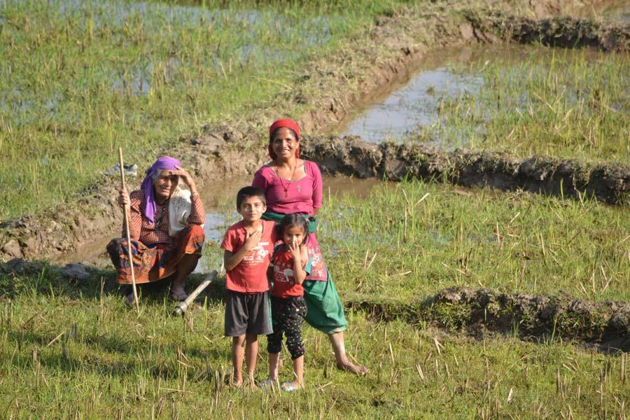 pokhara-familie