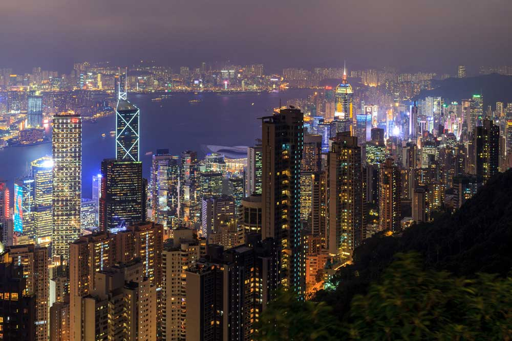 Top 7 Fotolocations in Hong Kong