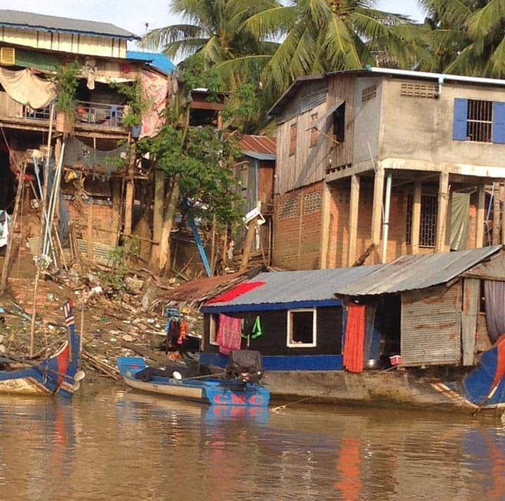 siem-riep-boot-kambodscha