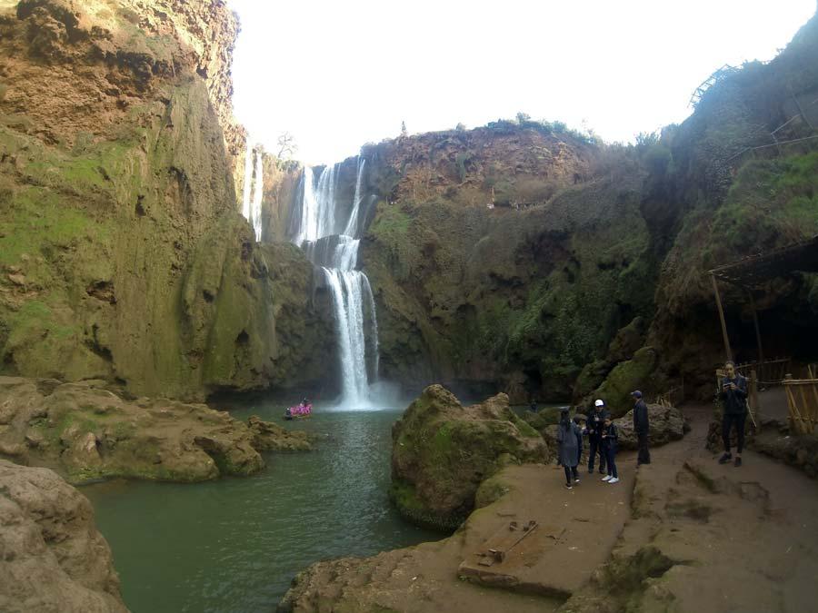 Ouzoudfälle-wasserfall-marokko