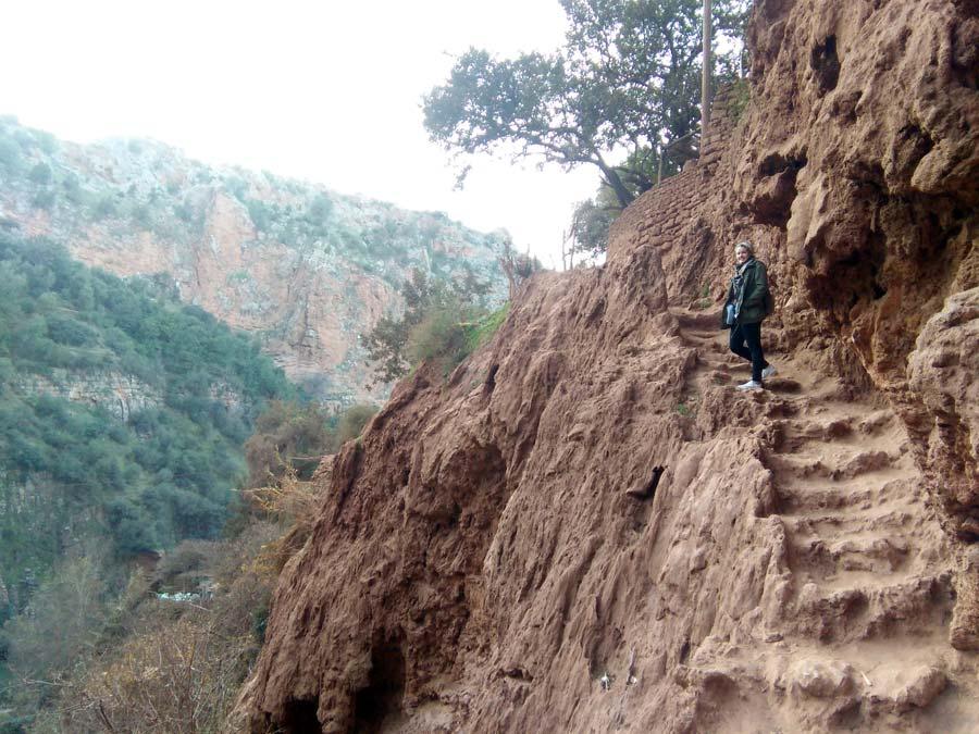 wasserfall-ouzoud-marokko-afrika-roadtrip-schlucht