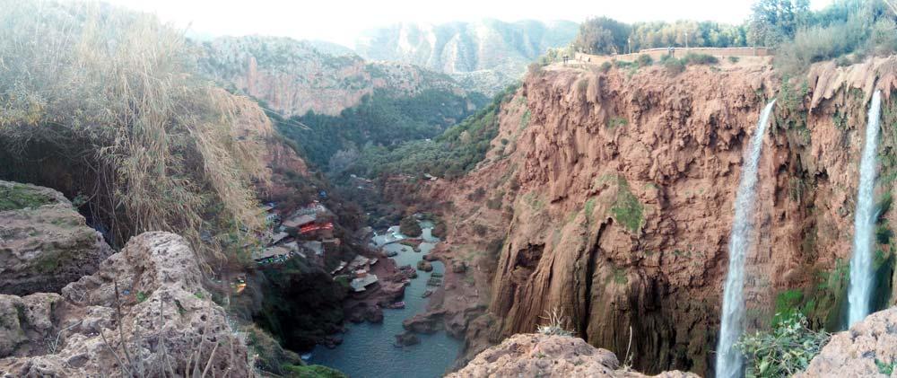 wasserfall-ouzoud-marokko-panorama-schlucht