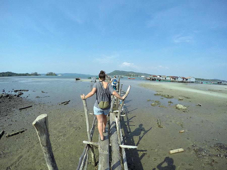 fischer dorf kambodscha koh ta kiev