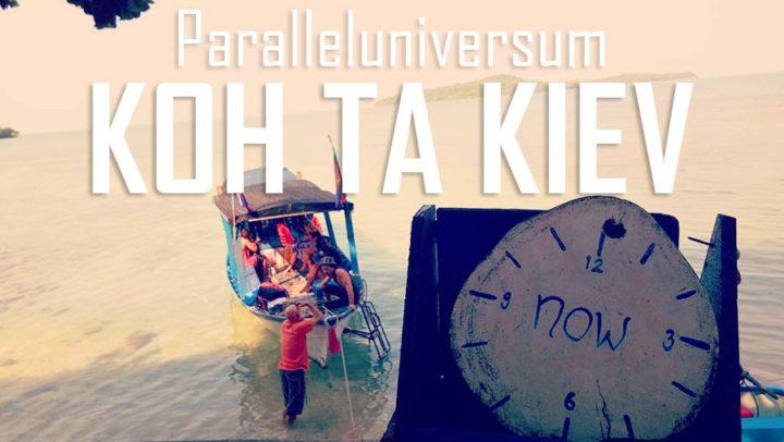 Koh Ta Kiev – das entspannte Inselparadies vor Sihanoukville