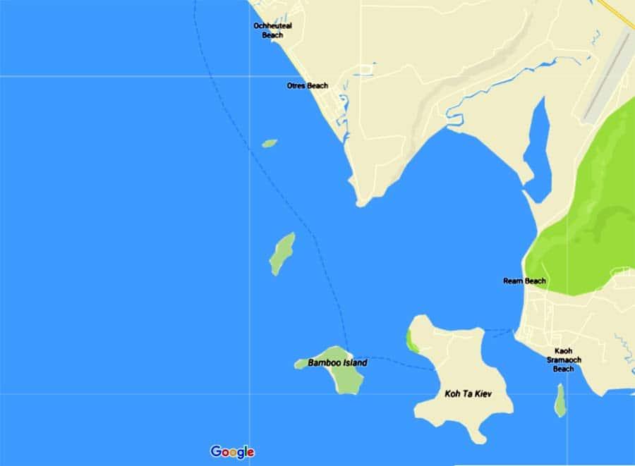 koh-ta-kiev-karte-insel-kambodscha-map