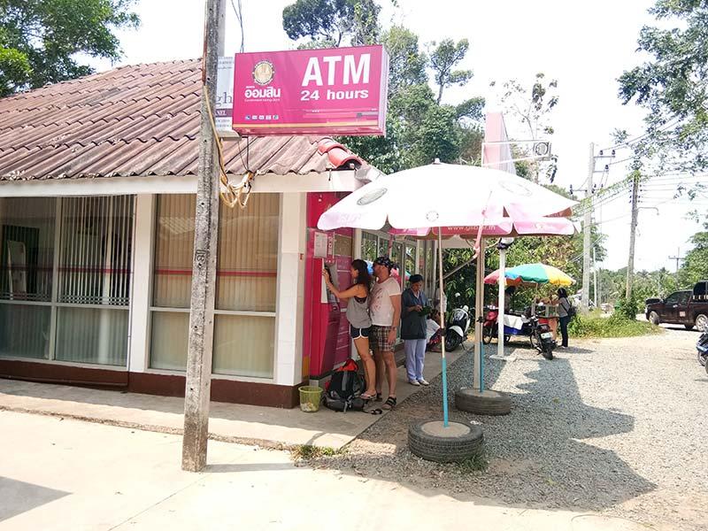 atm-koh-kood-ko-kut-thailand-insel