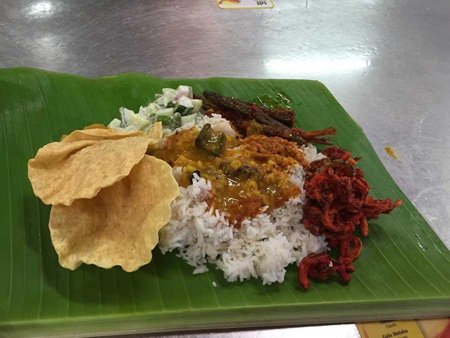 Banana-Leaf-Rice