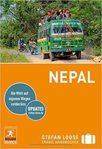 nepal reiseführer trekking backpacker loose