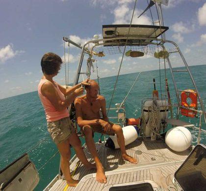 Einfach mal machen: Eine Weltreise mit dem eigenen Segelboot