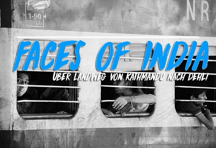 Faces of India – Impressionen von unserer Reise durch Indien