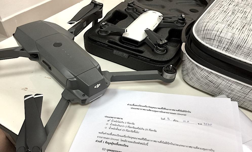 Drohne-registrieren-in-Thailand
